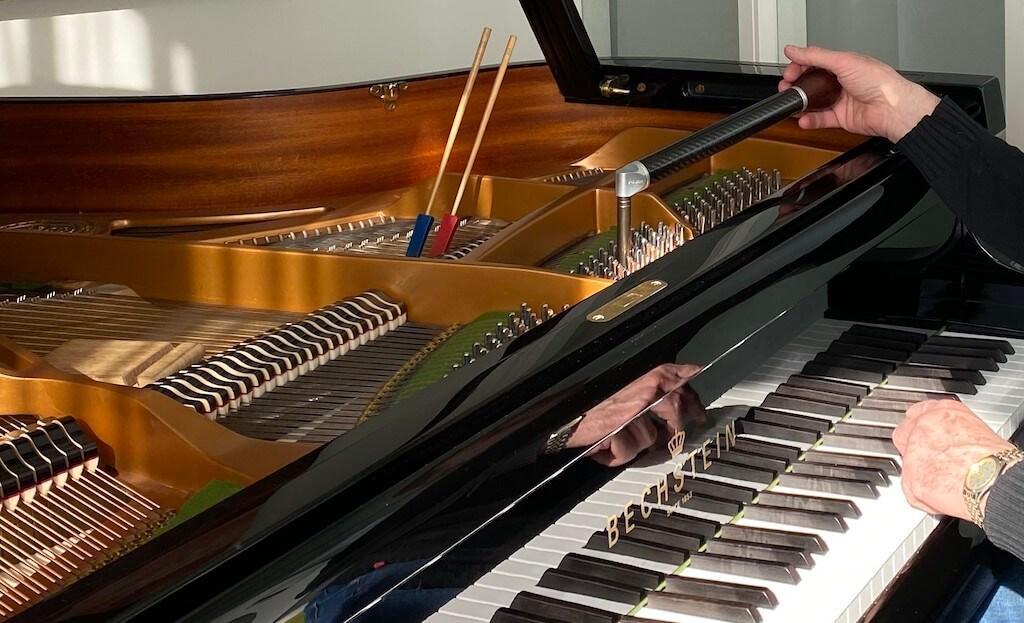 piano stemmen amsterdam
